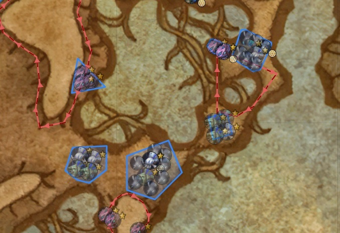 Custom dungeon mapping